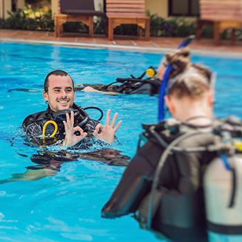 Scuba Leadership Training